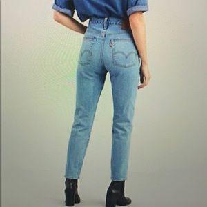 Levi's Wedgie Fit Women's Jeans sz 28